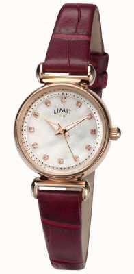 Limit Zegarek damski z masy perłowej z kamienia 60043.01