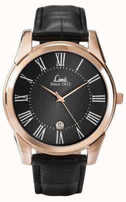 Limit Męski skórzany zegarek limo 5454.01