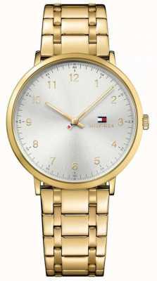 Tommy Hilfiger Mens james pvd pozłacany zegarek 1791337