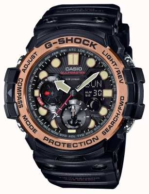 Casio Pasmo żywicy Gulfmaster mens g-shock GN-1000RG-1AER