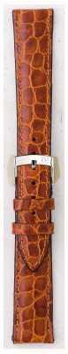 Morellato Tylko pasek - liverpool croc leather jasnobrązowy 20mm A01U0751376037CR20