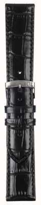 Morellato Tylko pasek - samba aligator cielęcy czarny 16mm A01X2704656019CR16