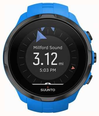 Suunto Sport spartański (wrist hr) niebieski SS022663000