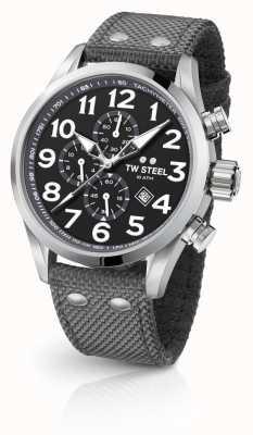 TW Steel Męski szary chronograf Volante o średnicy 45 mm VS13