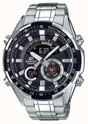 Casio Zegarek budowlany z chronografem tachimetru ERA-600D-1AVUEF