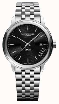 Raymond Weil Maestro pokonuje automatyczny zegarek z limitowanej edycji 2237-ST-BEAT2