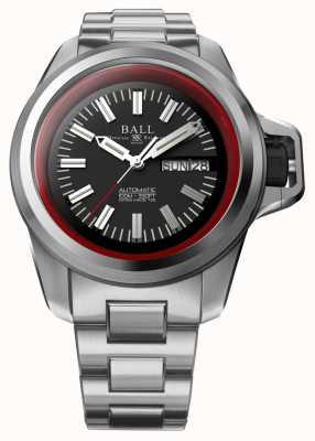 Ball Watch Company Inżynier węglowodorowe devgru automatyczne męskie NM3200C-SJ-BK
