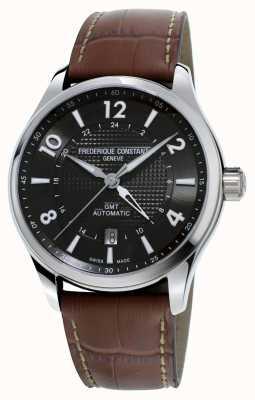 Frederique Constant Limitowana edycja modelu automatycznego zegarka i modelu łodzi FC-350RMG5B6