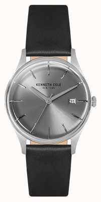 Kenneth Cole Womans 35mm koperta ze stali nierdzewnej w kolorze srebrnym KC15109004