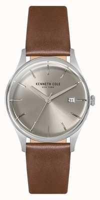 Kenneth Cole Womans 35mm koperta ze stali nierdzewnej w kolorze srebrnym KC15109005