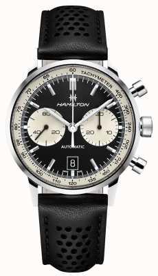 Hamilton Wbudowany automatyczny chronograf 68 z limitowaną edycją H38716731