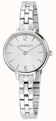 Morellato Damski zegarek ze stali nierdzewnej Petra R0153140507