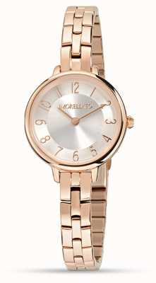 Morellato Zegarek damski Petra z różowego złota R0153140510