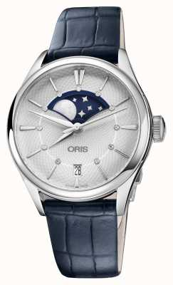 Oris Artelier grande lune moonfase date 01 763 7723 4051-07 5 18 64FC