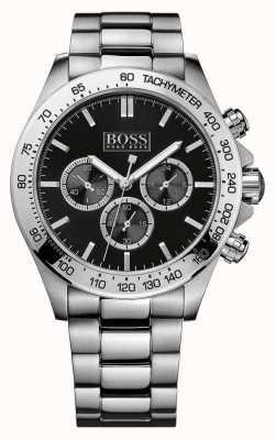 Boss Ikon ze stali nierdzewnej chronograf 1512965