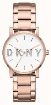 DKNY Womans soho bransoletka z różowego złota NY2654