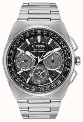 Citizen F900 - superszybki tytan z chronografem satelitarnym CC9008-50E