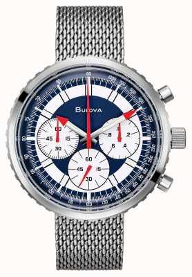 Bulova Męski zegarek chronografowy o specjalnej edycji 96K101