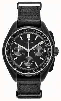 Bulova Męskie wydanie specjalne chronografu lunarnego pilota 98A186