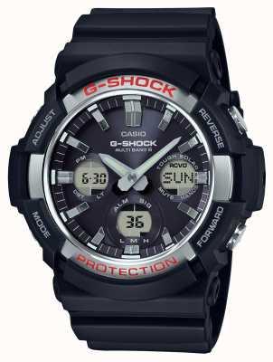 Casio Chronograf alarmu przeciwprzeniesieniowego G-shock GAW-100-1AER