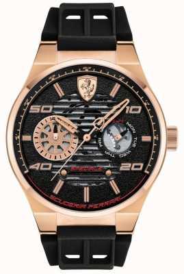 Scuderia Ferrari Speciale różowe złoto 0830458