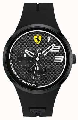 Scuderia Ferrari Fxx czarna tarcza 0830472