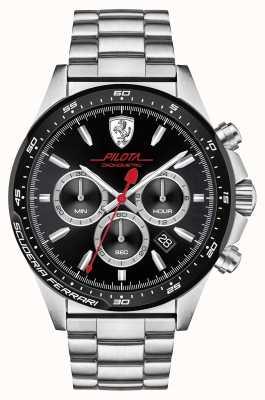 Scuderia Ferrari Stal nierdzewna Pilota 0830393