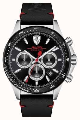Scuderia Ferrari Chronograf Pilota 0830389