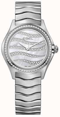 EBEL Zegarek ze stali damskiej 94 ze stali nierdzewnej 1216270