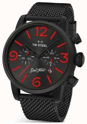 TW Steel Męskie wydanie specjalne syna czasu Tempus furii MST14