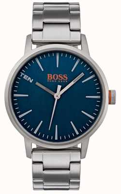 Hugo Boss Orange Mens copenhagen oglądać niebieską tarczą 1550058