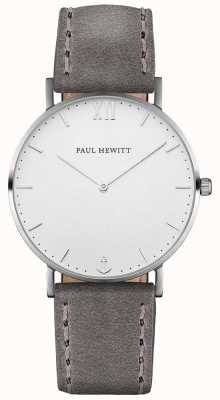 Paul Hewitt Uniwersalny skórzany pasek marynarski PH-SA-S-ST-W-13M