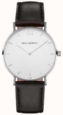 Paul Hewitt Uniwersalny skórzany pasek marynarski PH-SA-S-SM-W-2M