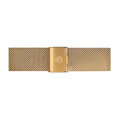 Paul Hewitt Złoty pasek ze stali nierdzewnej w rozmiarze s PH-M1-G-4S