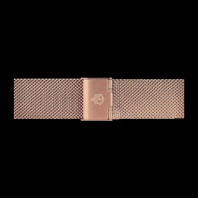 Paul Hewitt Bransoletka ze stali nierdzewnej w kolorze różowego złota 186mm PH-M1-R-4M