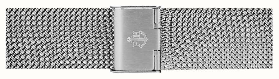 Paul Hewitt | Siatkowy pasek ze stali nierdzewnej 20 mm | złożyć zapięcie | PH-M1-S-4M