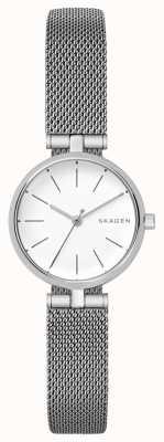 Skagen Zegarek damski ze stali nierdzewnej ze znakiem jakości SKW2642