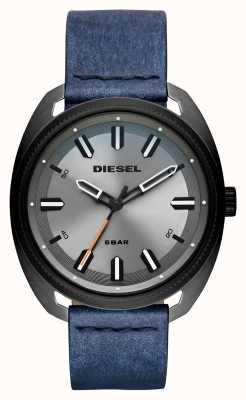 Diesel Męski skórzany pasek w stylu fastbak DZ1838