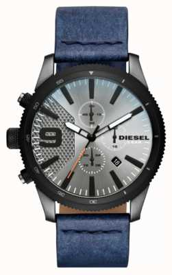 Diesel Męskie zapięcie chrono denim-look watch DZ4456