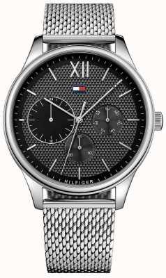 Tommy Hilfiger Męski zegarek damon ze stali damonowej 1791415