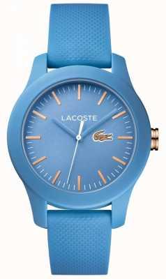 Lacoste Womans 12.12 zegarek niebieski 2001004