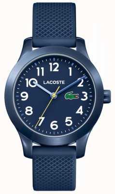 Lacoste Dzieci 12.12 zegarek granatowy 2030002