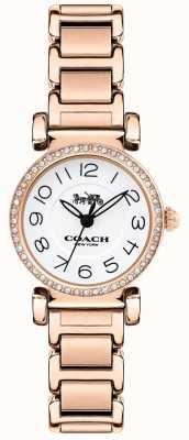 Coach Zestaw damski Madison z różowego złota 14502853