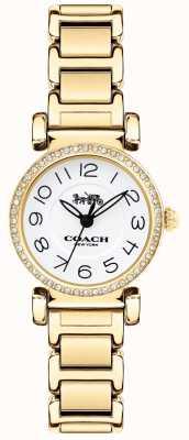 Coach Kobiecy deluxe kryształowy komplet 14502852