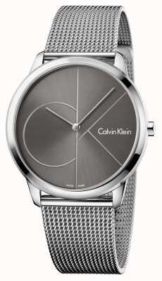 Calvin Klein Unisex minimalny pasek na zegarek K3M21123