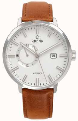 Obaku Męski zegarek V210GTCIRZ