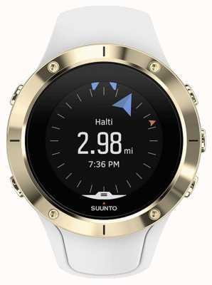 Suunto Spartański zegarek z nadgarstkiem hr złoty zegarek SS023426000
