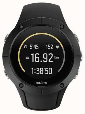 Suunto Unisex spartański trener nadgarstkowy hr monitor czarny SS022668000