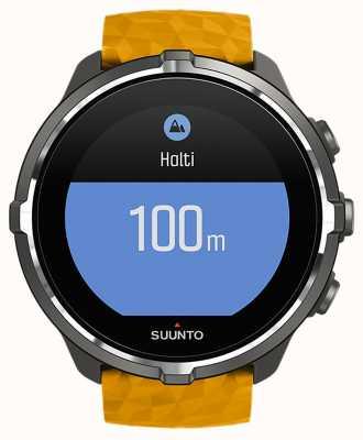 Suunto Sportowy zegarek Bluetooth na rękę SS050000000