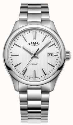 Rotary Męski zegarek ze stali oxford bransoleta GB05092/02